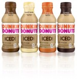 Dunkin' Donuts Reveals Bottled Iced Coffee